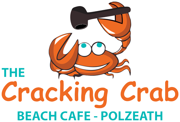 The Cracking Crab Logo